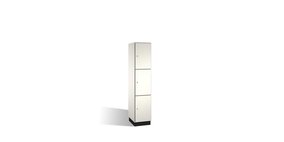 Locker-1×3-vakken