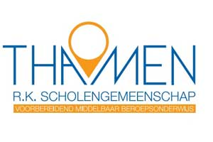 Thamen Logo