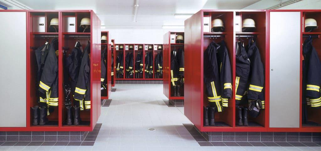brandweer, brandweerkasten